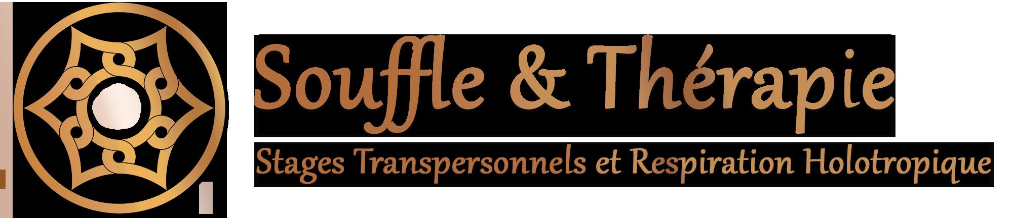 banniere Souffle & Thérapie, Stages Transpersonnels et Respiration Holotropique