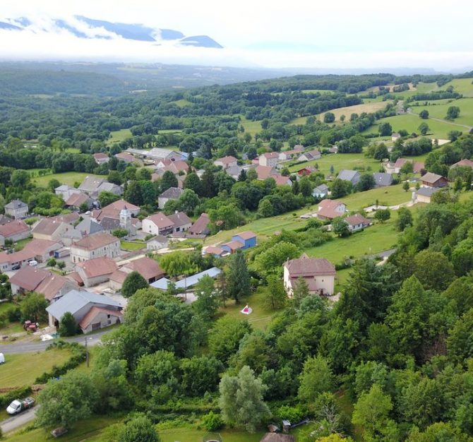 Ruffieu-en-Valromey, lieu de Souffle et Thérapie